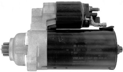 0001123028 Bosch Стартер