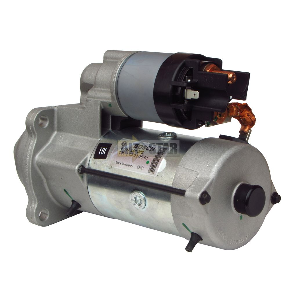 0001250002 Bosch Стартер