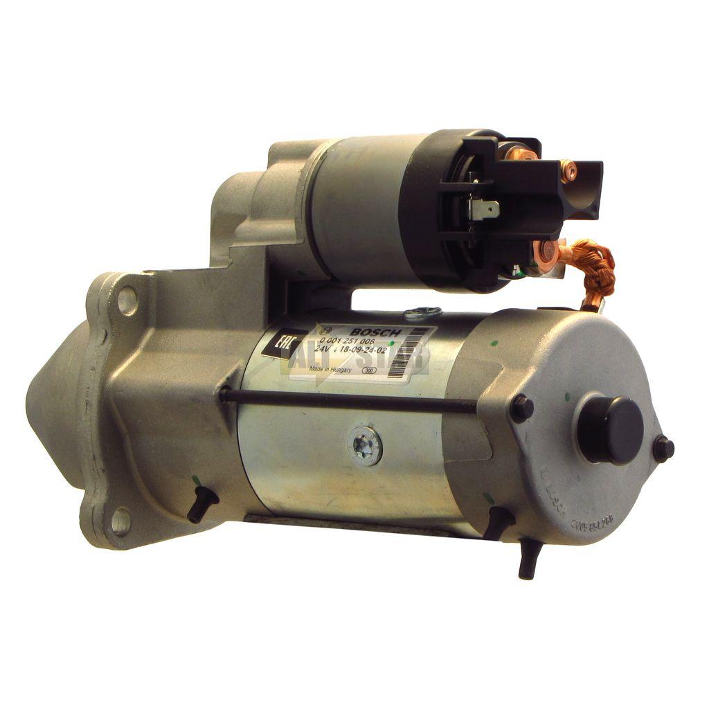 0001251006 Bosch Стартер