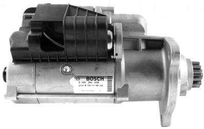 0001261013 Bosch Стартер