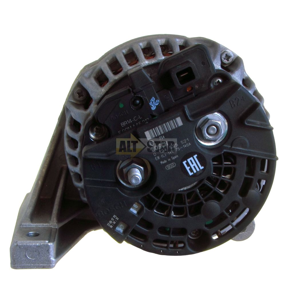 0124525521 Bosch Генератор