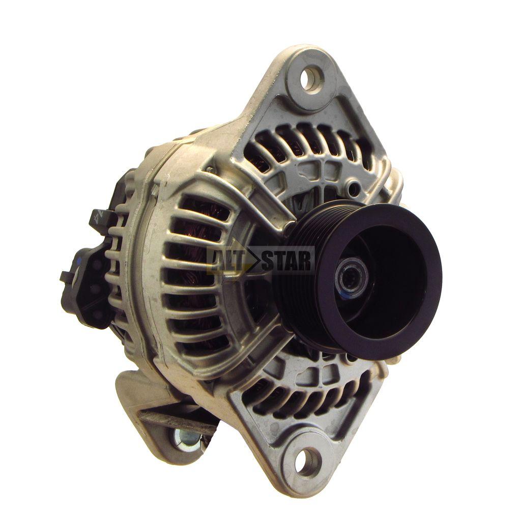 0124655019 Bosch Генератор