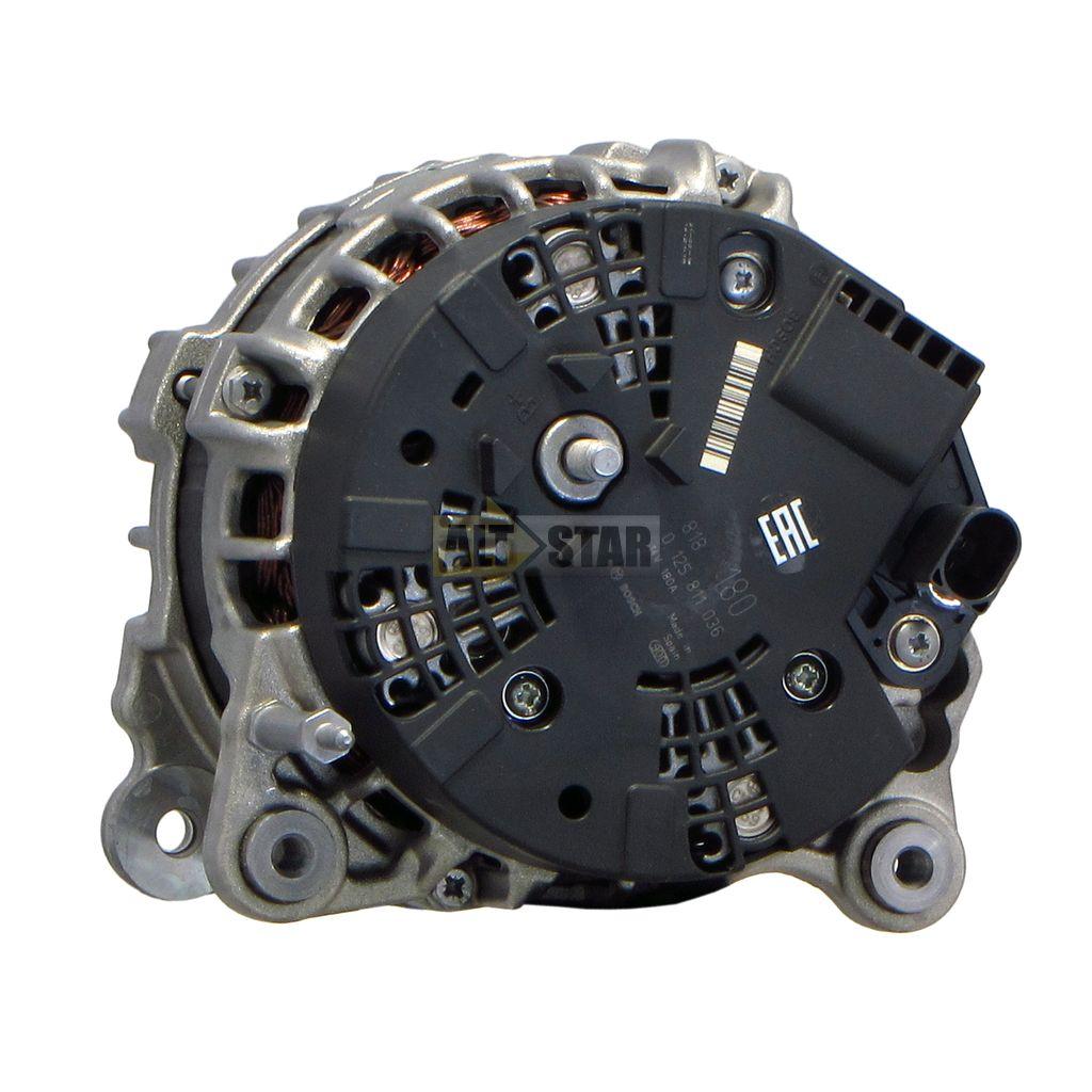 0125811036 Bosch Генератор