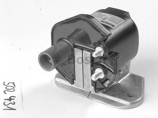 0221502431 Bosch Катушка зажигания