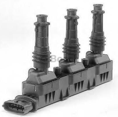 0221503014 Bosch Катушка зажигания