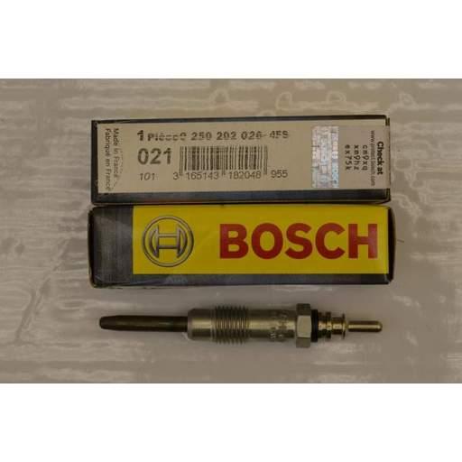 0250202026 Bosch Свеча накала