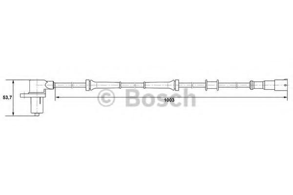 0265006212 Bosch Датчик ABS