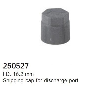 250527 Cargo Колпачок кондиционера
