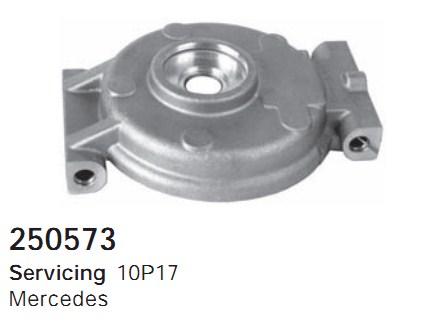 250573 Cargo Крышка задняя кондиционера