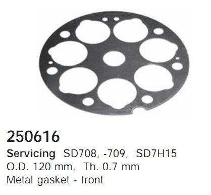 250616 Cargo Прокладка кондиционера