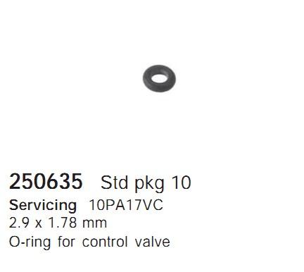 250635 Cargo Кольцо уплотнительное кондиционера