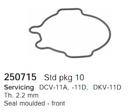250715 Cargo Прокладка кондиционера