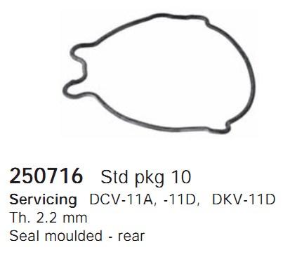 250716 Cargo Прокладка кондиционера