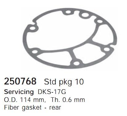 250768 Cargo Прокладка кондиционера