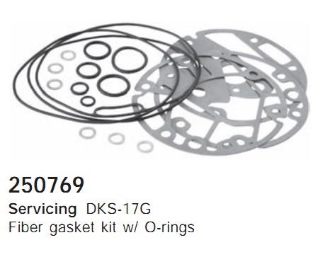 250769 Cargo Прокладка к-кт кондиционера