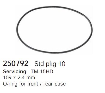 250792 Cargo Кольцо уплотнительное кондиционера