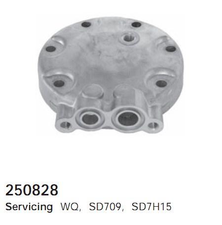250828 Cargo Крышка задняя кондиционера