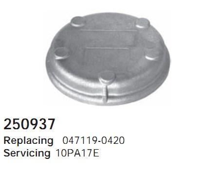 250937 Cargo Крышка задняя кондиционера