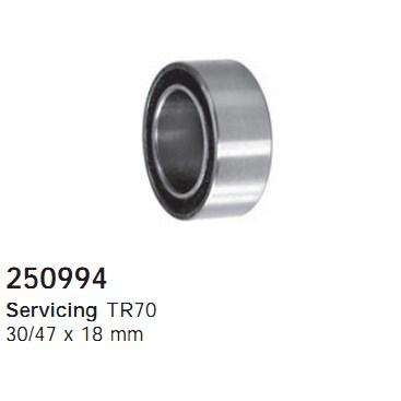 250994 Cargo Подшипник шкива компрессора