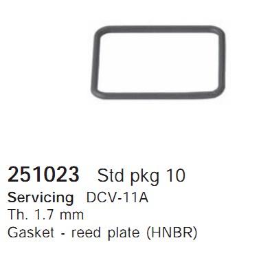 251023 Cargo Прокладка кондиционера