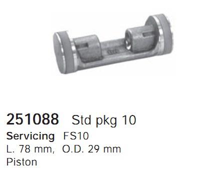 251088 Cargo Поршень кондиционера