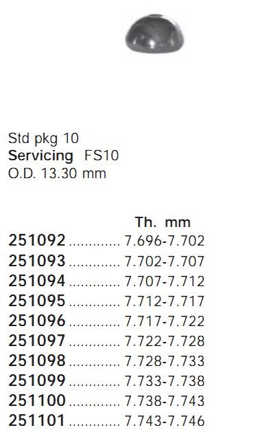 251098 Cargo Сферы полусферы кондиционера