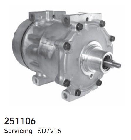 251106 Cargo Блок компрессора