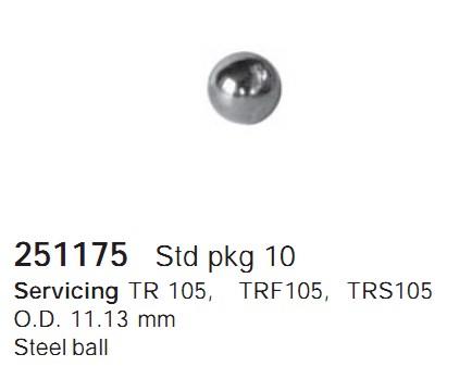 251175 Cargo Сферы полусферы кондиционера