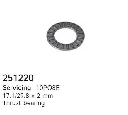 251220 Cargo Подшипник компрессора