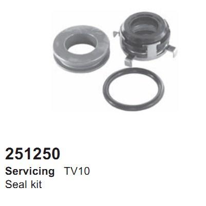 251250 Cargo Сальник компрессора комплект