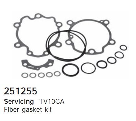 251255 Cargo Прокладка к-кт кондиционера