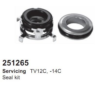 251265 Cargo Сальник компрессора комплект