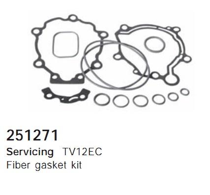251271 Cargo Прокладка к-кт кондиционера