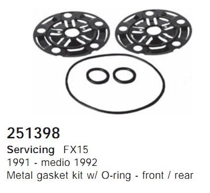 251398 Cargo Прокладка к-кт кондиционера