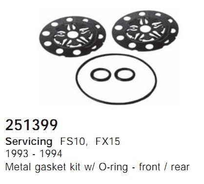 251399 Cargo Прокладка к-кт кондиционера