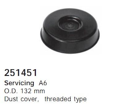 251451 Cargo Компонент шкива кондиционера