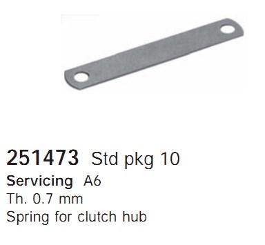 251473 Cargo Компонент шкива кондиционера