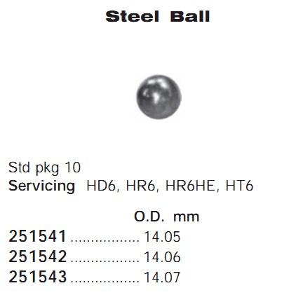 251541 Cargo Сферы полусферы кондиционера