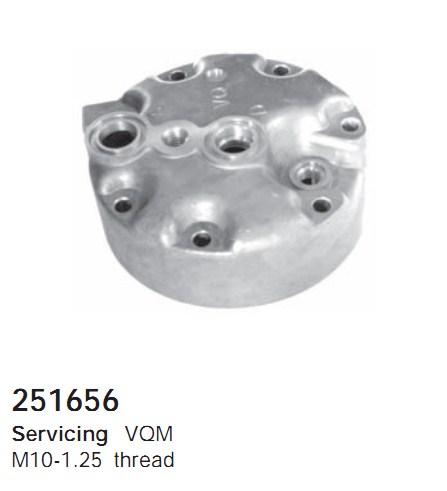 251656 Cargo Крышка задняя кондиционера