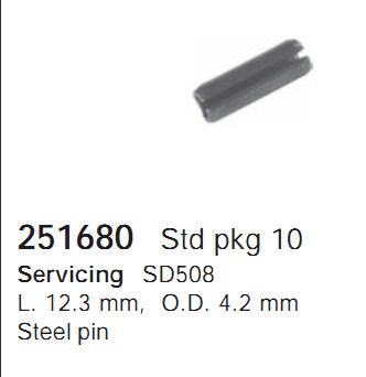251680 Cargo Компонент шкива кондиционера