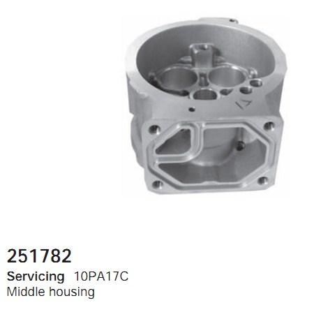 251782 Cargo Блок компрессора