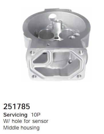 251785 Cargo Блок компрессора