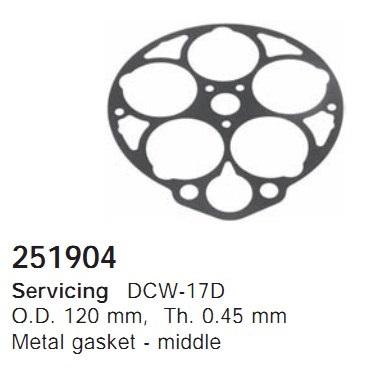 251904 Cargo Прокладка кондиционера
