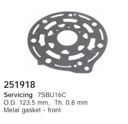 251918 Cargo Прокладка кондиционера