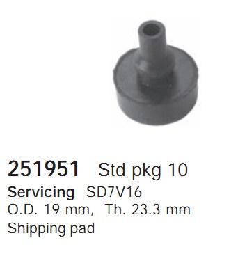 251951 Cargo Компонент для транспортировки кондиционера