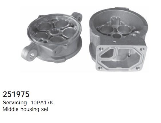 251975 Cargo Блок компрессора