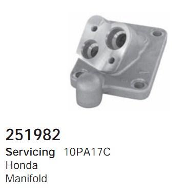 251982 Cargo Крышка верхняя кондиционера