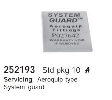 252193 Cargo Части кондиционера