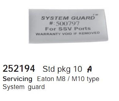 252194 Cargo Части кондиционера