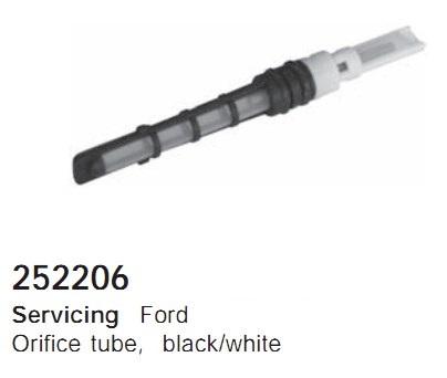 252206 Cargo Расширительный клапан TUBE